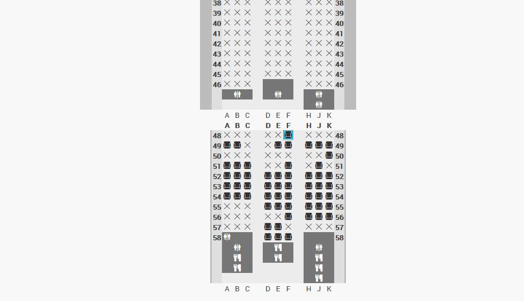 HISで購入したタイ行きの航空券でも、問い合わせをしたら座席の指定ができました。