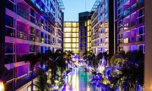 パタヤでのホテルの予約 センタラ アズール ホテル パタヤ (Centara Azure Hotel Pattaya)