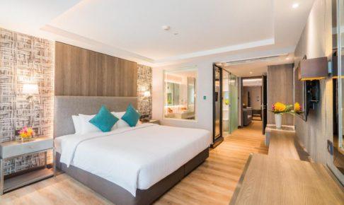 agodaで、36,466円が7,812円となっているホテル シトラス スクンビット 6 バイ コンパス ホスピタリティ