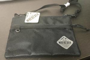 タイ旅行への準備③ サコッシュバックの購入とスーツケースの注文