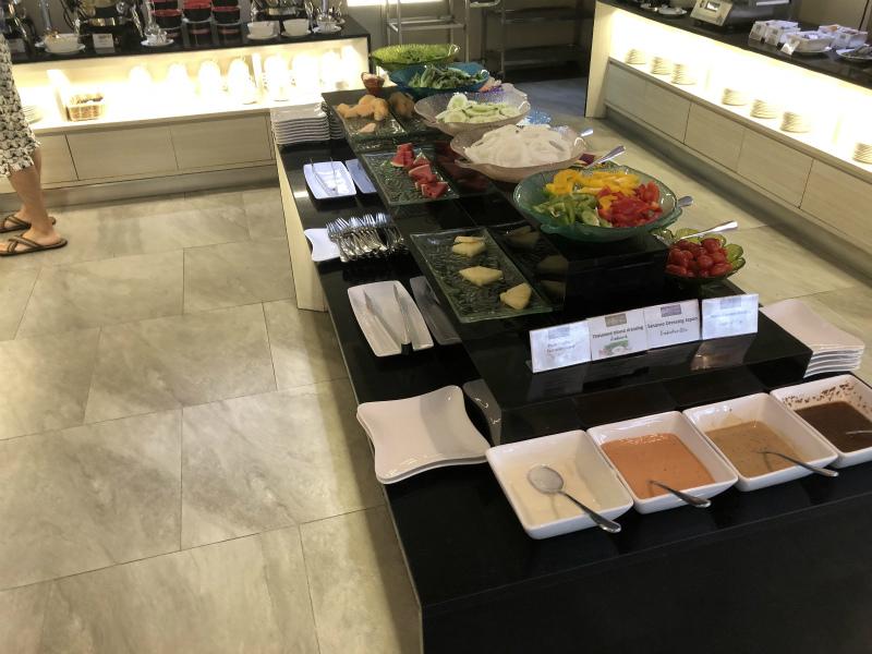 アスター ホテル アンド レジデンス (Aster Hotel and Residence)の朝食