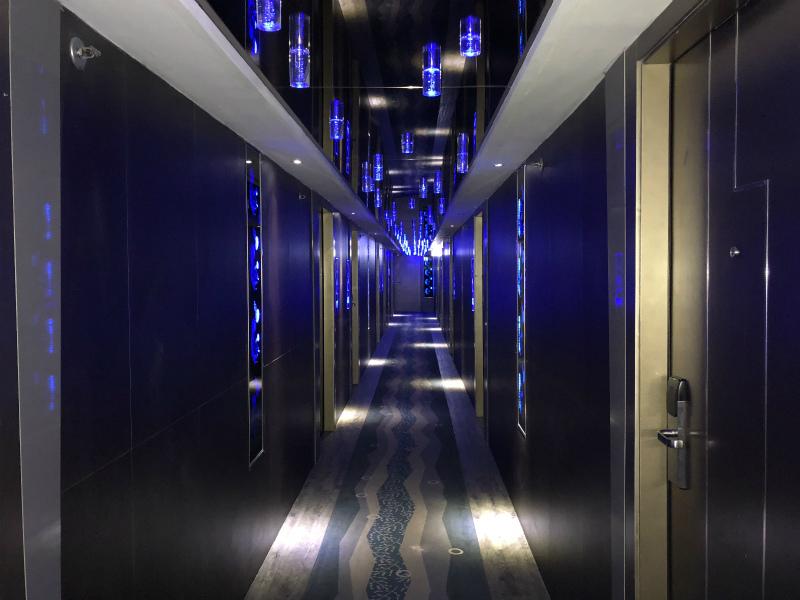 センタラ アズール ホテル パタヤ (Centara Azure Hotel Pattaya)のお部屋のレビュー