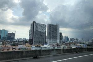 センタラ アズール ホテル パタヤ (Centara Azure Hotel Pattaya)の朝食とバンコクへ出発
