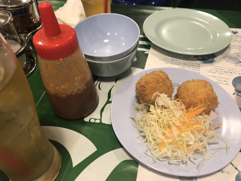 名古屋市東区にある「東桜パクチー」に行って、タイ料理を食べてきた トート・マンクン(エビのすり身揚げ)