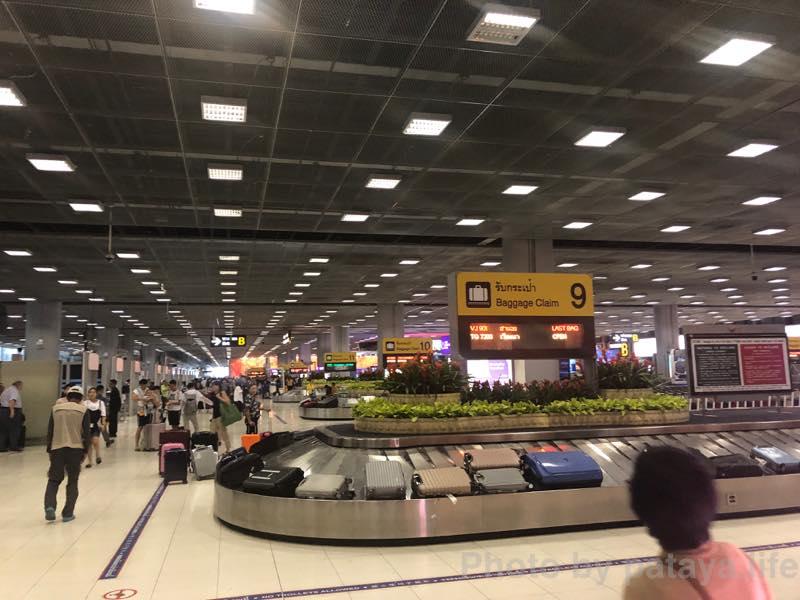 スワンナプーム 空港からパタヤ への移動は、ベルトラベルが便利。