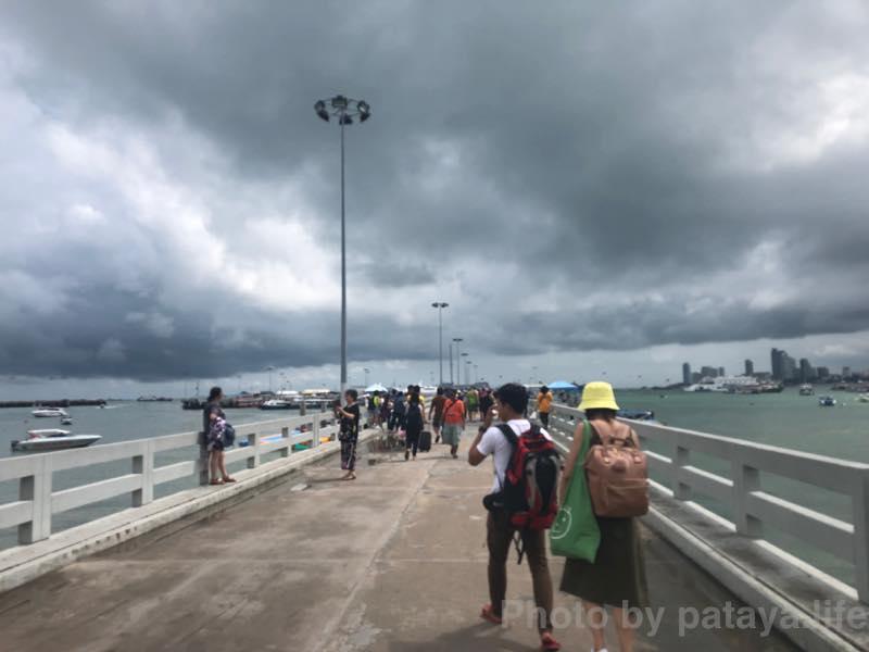 パタヤ初日の観光 初めてラン島へ行って来た