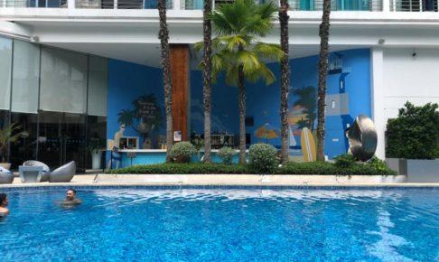 パタヤでの2件目のホテル バラクーダ パタヤ Mギャラリー バイ ソフィテル (BARAQUDA PATTAYA – MGALLERY BY SOFITEL)のレビュー