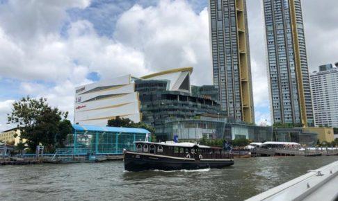 バンコク2日目は、去年出来たばかりのICONSIAM (アイコンサイアム)向かいます。