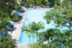 パタヤでの1件目のホテル パーム ガーデン ホテル (Palm Garden Hotel)