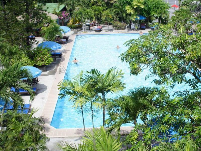 パーム ガーデン ホテル (Palm Garden Hotel)