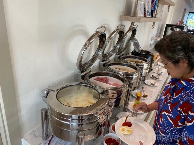 ビバ モンタネ (Viva Montane)の朝食ビュッフェ